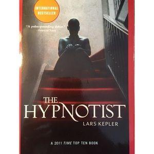 Other - Book- The Hypnotist by Lars Kepler